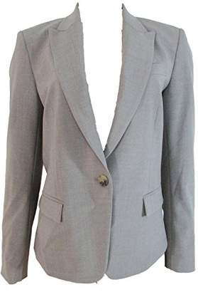 Theory Women's Gabe Urban Button Blazer