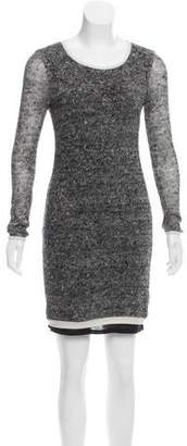 Gryphon Linen Mini Dress
