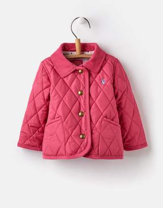 Joules Clothing 124739 Baby Girls Quilted Coat