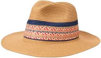 Crazy 8 Crazy8 Straw Panama Hat