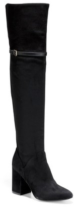 Women's Cole Haan Darcia Over The Knee Boot $350 thestylecure.com
