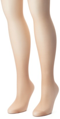 767220b7beb Apt. 9 Women s 2-pk. Sheer Tights