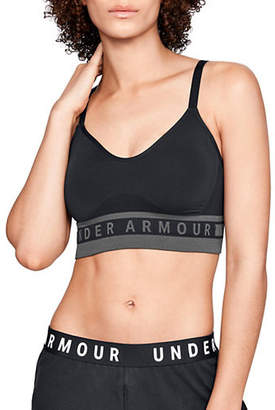 Under Armour Women's UA Seamless Longline Sports Bra