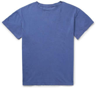 The Elder Statesman Cotton-Jersey T-Shirt