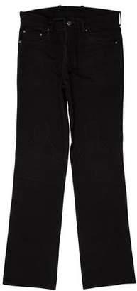 Chrome Hearts Five-Pocket Bootcut Jeans