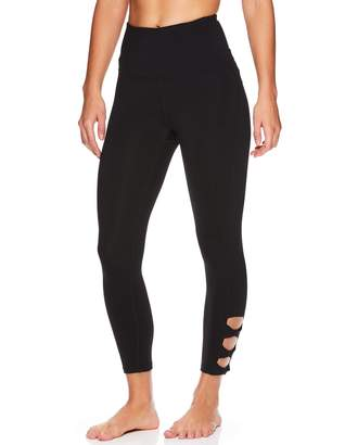 Gaiam Women's Taylor Twist Capri