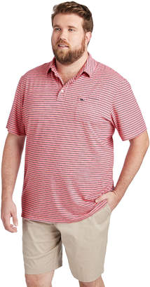 Vineyard Vines Edgartown Tri-Color Stripe Polo