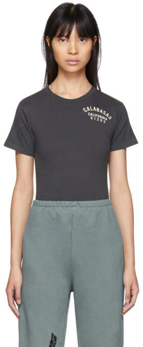 YEEZY Black Calabasas Baby T-Shirt