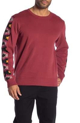 Jack and Jones Jorfrato Printed Pullover Sweatshirt
