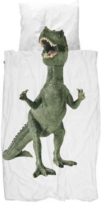 Snurk Dinosaurus Rex Duvet Cover Set