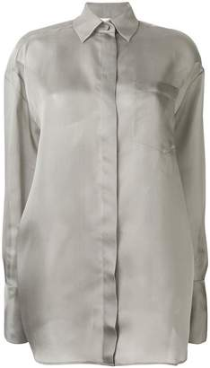 The Row button-up shirt