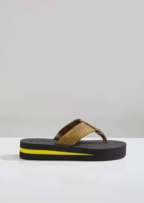 Proenza Schouler Platform Flip Flops