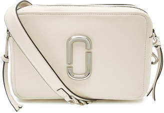 Marc Jacobs The Softshot 27 Leather Crossbody Bag