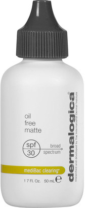 Dermalogica Oil Free Matte SPF 30 sunscreen 50ml $41.50 thestylecure.com