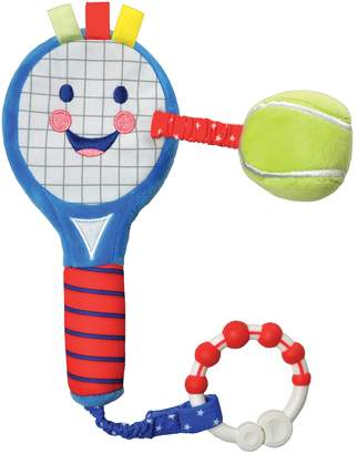 Kids Preferred Little Sport Star Developmental Activity Plush Tennis Racket