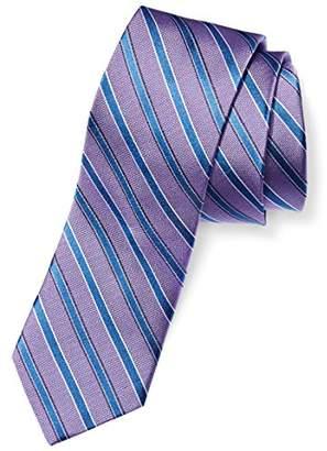 Buttoned Down Men's 100% Silk Tie