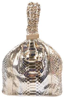 Chanel Rock & Chain Evening Bag