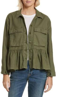The Great FLUTTER ARMY JACKET