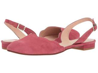 French Sole Book Women's Sling Back Shoes