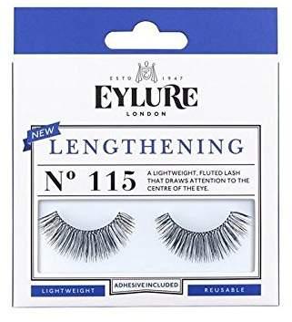 Eylure Lengthening 115 Lashes (Pack of 6)