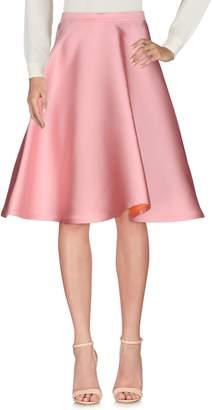 Grazia MARIA SEVERI Knee length skirts