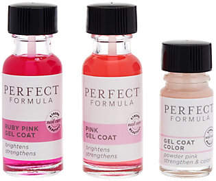 Perfect Formula Gel Coat Duo with Gel CoatColor Polish