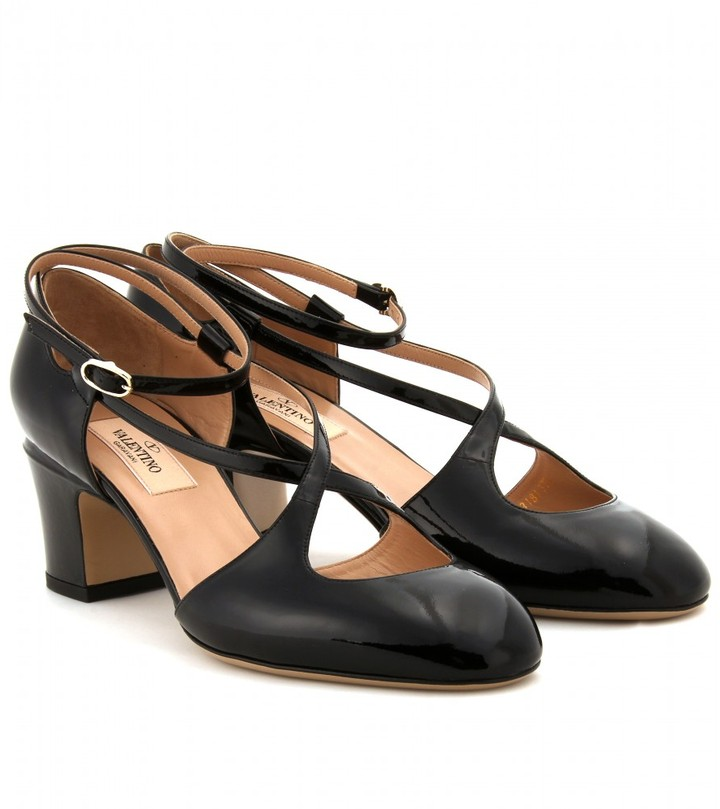 Valentino PATENT LEATHER DRESS SHOES
