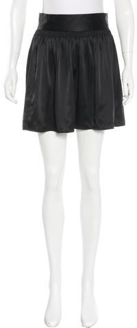 Alice + OliviaAlice + Olivia Silk Mini Skirt w/ Tags