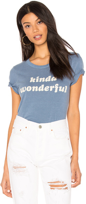 Junk Food Some Kind Of Wonderful Tee $39 thestylecure.com