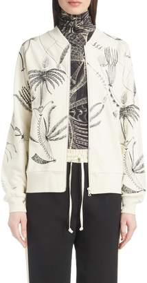 Dries Van Noten Zip Front Sweatshirt