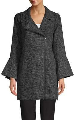 BB Dakota Stay Phresh Tweed Coat