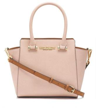 Andrew Marc Brooklyn Saffiano Leather Mini Winged Satchel