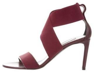 Balenciaga Elastic Crossover Sandals
