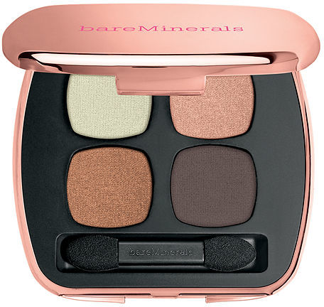 bareMinerals READY Eyeshadow 4.0 Quads, The True Romantic 1 ea