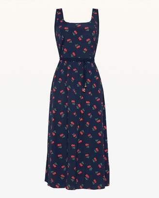 Juicy Couture Cherry Bisou Midi Dress