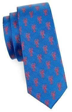 Lauren Ralph Lauren Boy's Lobster Silk Tie