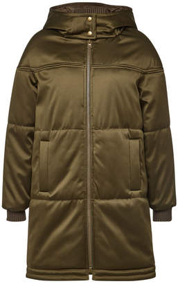 A.P.C. Ivy Quilted Down Coat