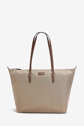 2e7d11801b Next Womens Polo Ralph Lauren Nude Nylon Tote Bag