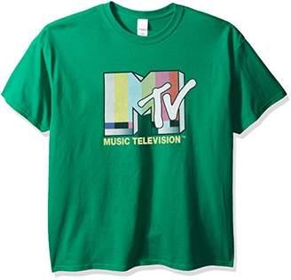 Nickelodeon Men's Retro Logo T-Shirt