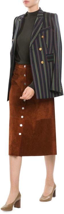 TheoryTheory Merino Wool Turtleneck Pullover
