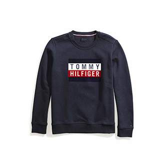 Tommy Hilfiger Adaptive Women's Sweatshirt with Hidden Magnetic Buttons