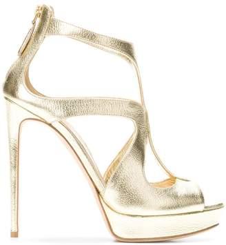 Alexander McQueen Cage sandals