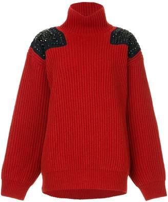 Kolor stud detailed jumper
