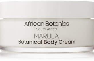 African Botanics Marula Botanical Body Cream, 200ml - one size