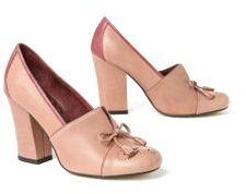 Veery Heeled Loafers