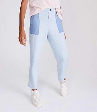 Lou & Grey Sundry Slash Pocket Trousers