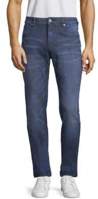 Scotch & Soda Washed Skinny Jeans