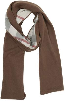 Burberry Brown Cashmere Scarves