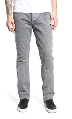PRPS Slim Straight Leg Jeans