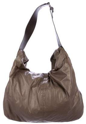 Marni Large Leather Hobo